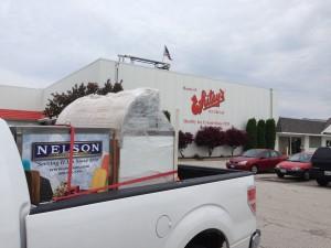 Whitey's Ice Cream Plant, 2525 41st Street, Moline, IL