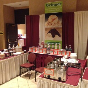 Oringer Booth