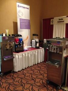 Barilla Equipment Stoelting Ice Cream Machine Distributor